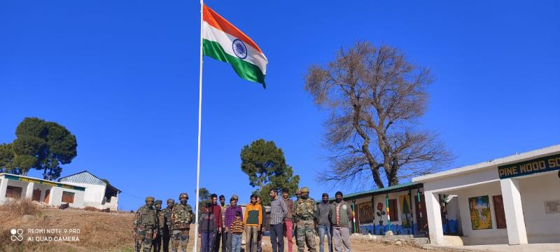 Army day celebrations on 15 Jan 2021
